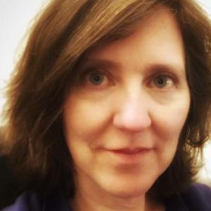 A photo of alumna Carolyn Ogburn.